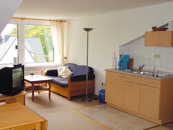 Ferienwohnung Ostseebad Binz: Appartementhaus Gutenberg