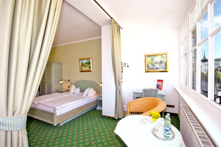 Hotelzimmer Ostseebad Binz: Hotel Villa Neander