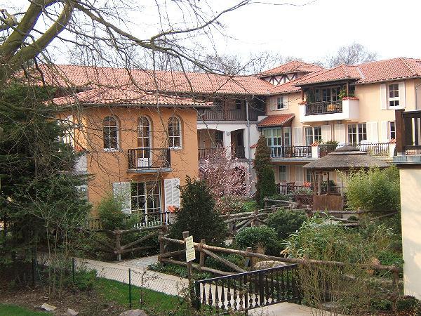 Ferienwohnung Kuehlungsborn: 2-Zi-FeWo LAGUNA-Residenz, Kuehlungsborn