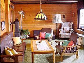 Ferienhaus Haus im Wald Grafenau: BAYERWALD-Ferien-BLOCKHAUS
