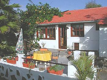 Ferienhaus La Laguna / Insel La Palma: Casa Gabriela mit Pool