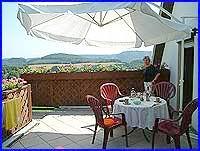Ferienwohnung Lichtenhain, Saechsische Schweiz: Fewo´s mit Bergblick,Saechsische Schweiz