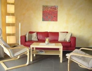 Ferienwohnung Glowe: Ferienhaus Alt Glowe Wohnung 4