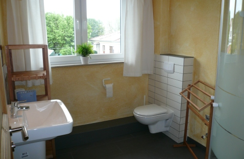 Ferienwohnung Glowe : Ferienhaus Alt Glowe Wohnung 5