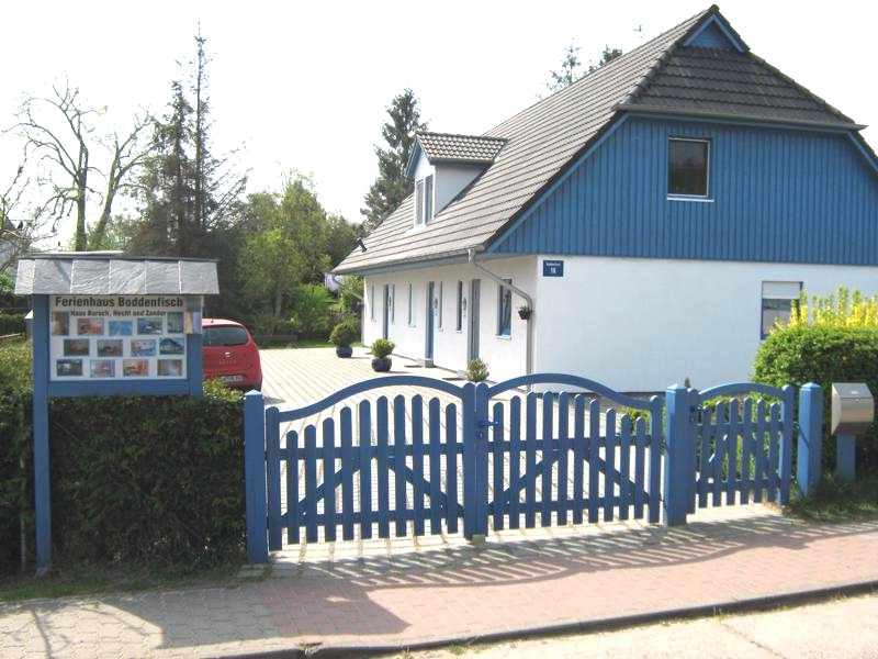 Ferienhaus Wieck a. Darss: Ostsee-Ferienhaus in Wieck a. Darss