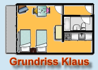 Apartment Muenchen: Apartment Klaus