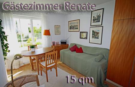 Ferienzimmer Muenchen: Gaestezimmer Renate