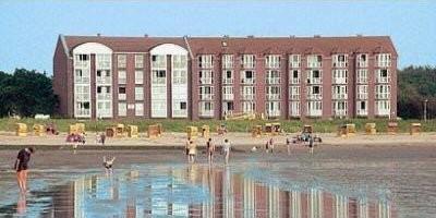 Ferienwohnung Cuxhaven: MEERBLICK FERIENWOHNUNG CUXHAVEN STRAND