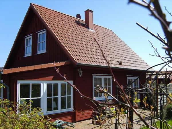 Ferienhaus Schoenberg-Kalifornien: Ostsee-Ferienhaus Nils Holgersson