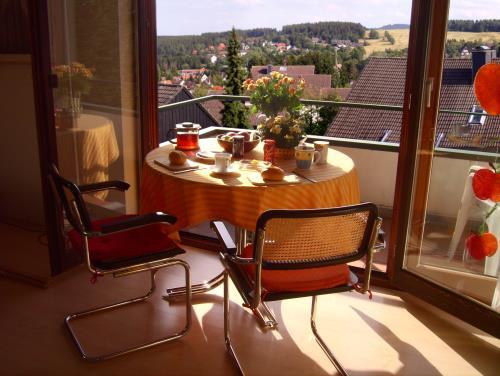 Ferienwohnung Braunlage: Ferienwohnung Panoramablick