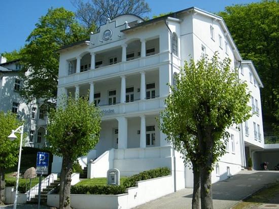 Ferienwohnung Sellin: Ferienwohnung 5 Villa Celia Sellin