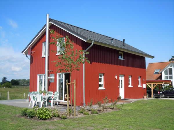Ferienhaus 24217 Wisch: Ostsee-Ferienhaus Henriken Hus