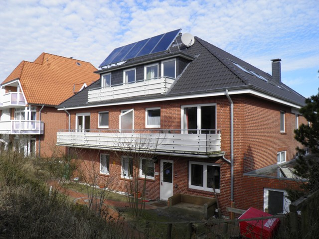 Ferienwohnung 25826 St. Peter-Ording: Gaestehaus Uthoern Fewo. AMRUM