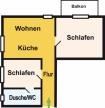 Ferienwohnung 25826 Sankt Peter-Ording: Gaestehaus Uthoern Fewo. GROEDE