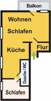 Ferienwohnung 25826 Sankt Peter-Ording: Gaestehaus Uthoern Fewo. HOOGE