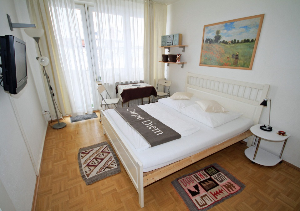 Apartment Muenchen: Appartement Angel