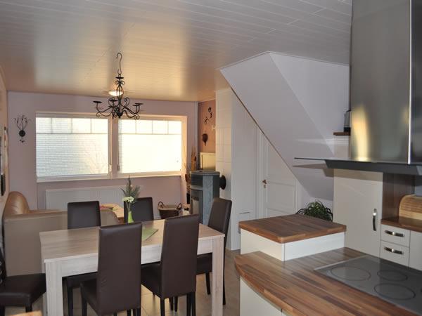 Ferienhaus Schoenberg-Kalifornien: Ostsee-Ferienhaus Ostwind