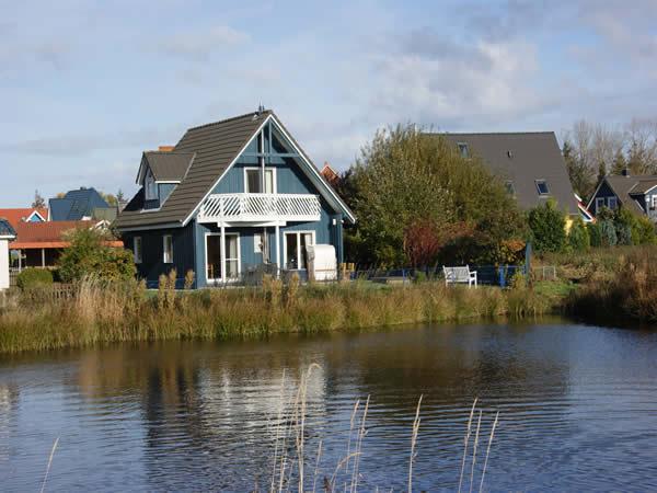 Ferienhaus Schoenberg-Kalifornien: Ostsee-Ferienhaus Ferienoase Kalifornien